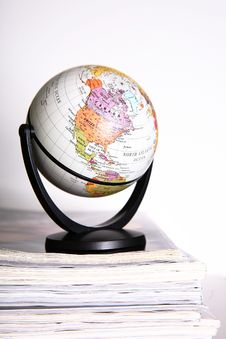 Free Globe Stock Photos - 8059553