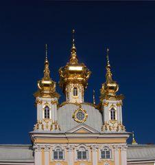 Free Church In St. Peterburg Stock Image - 8059671