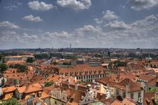 Free Prague Scenery Royalty Free Stock Images - 8059939