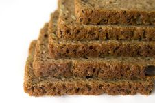 Free Slices Of Bread Royalty Free Stock Image - 8060026