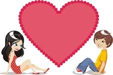 Free Valentine S Day Card Stock Photos - 8060283