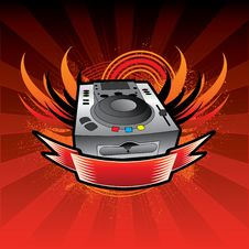 Free CD Player Stock Images - 8060754