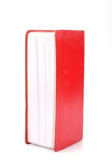 Free Red Book Stock Photography - 8060792
