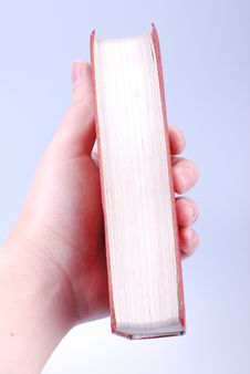 Free Red Book Stock Photo - 8060810