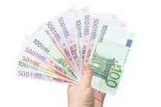 Free Money Stock Photography - 8061162