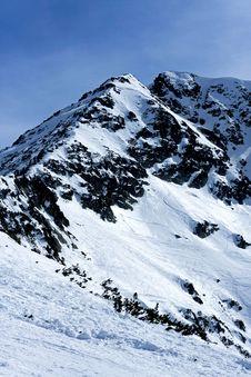 Free Mountains Peak Stock Photo - 8061700