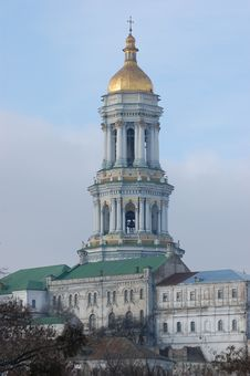 Free Kiev-Pechersk Lavra Monastery In Kiev Stock Photos - 8062133