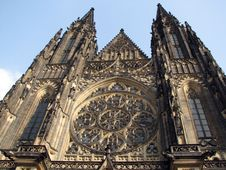 Free St Vitus Cathedral Royalty Free Stock Photo - 8062465
