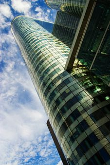 Free Skyscraper Royalty Free Stock Image - 8062566