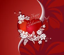 Free Romantic Background For Valentine Day Royalty Free Stock Photos - 8062988