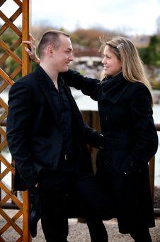Free Couple Royalty Free Stock Photo - 8063225