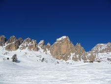Free Beautiful Dolomites Stock Image - 8063371
