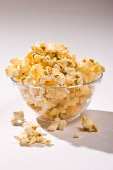 Free Popcorn Stock Photography - 8063372