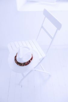 Free Headgear And Chair Stock Images - 8063374