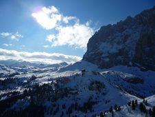 Free Beautiful Dolomites Stock Photo - 8063400