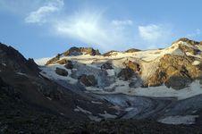 Free Mountain Glacier Stock Images - 8063914