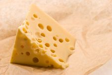 Free Piece Of Cheese Stock Images - 8064024