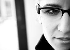 Free Woman Portrait Stock Image - 8064081