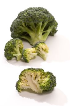 Free Broccoli Stock Images - 8064114