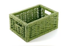 Free Green Basket Stock Images - 8064144
