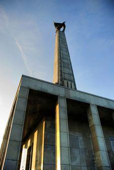 Free Slavin Memorial Stock Image - 8064221
