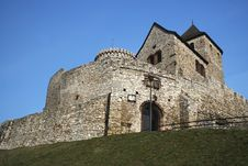 Free Ancient Castle Stock Photography - 8064262