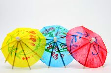 Free Umbrellas Royalty Free Stock Photo - 8065165