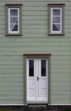Free Wood Housefront Stock Photos - 8066503