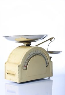 Free Kitchen Scale Stock Photos - 8067223