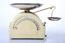 Free Old Scale Stock Image - 8067281
