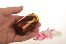 Free Addictive Medicine Stock Photography - 8067452