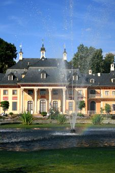 Free Castle In Pillnitz Stock Photos - 8067773