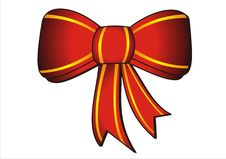 Free Ornamental Bow Royalty Free Stock Photography - 8068687