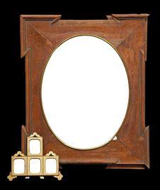 Free Vintage Photo-frames Royalty Free Stock Photo - 8069025