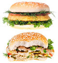 Free Hamburger Stock Photography - 8074702