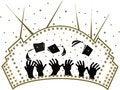 Free Graduation Royalty Free Stock Photos - 8077418