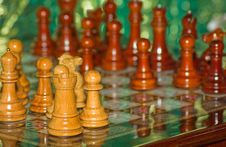 Free Chess Royalty Free Stock Photos - 8071198
