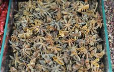 Free Spice Star Anise Royalty Free Stock Photos - 8071288