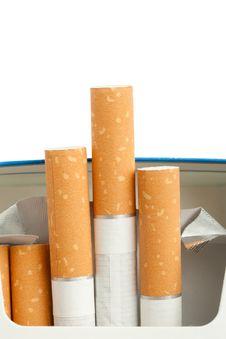 Free Cigarettes Royalty Free Stock Image - 8071596