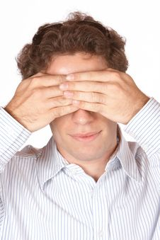 Free See No Evil Stock Photography - 8073192