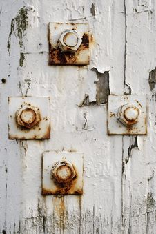 Free Rusty Bolts Stock Photos - 8073423