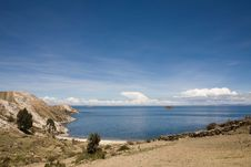 Free Isla Del Sol - Titicaca Royalty Free Stock Photo - 8073645