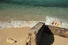 Free Tropical Island Blue Ocean Beach Stock Photos - 8073833