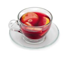 Free Cup With Mulled Wine Stock Images - 8074184