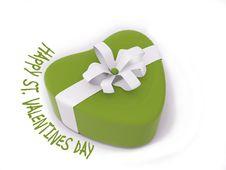Free Heart Present Stock Photo - 8074300
