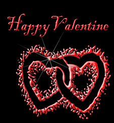 Free Happy Valentine Royalty Free Stock Photography - 8074877