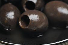 Free Black Olives. Royalty Free Stock Image - 8075426