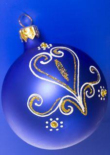 Free Christmas Ball Stock Image - 8075461