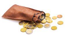 Free Money Royalty Free Stock Photography - 8075507