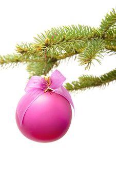 Free Christmas Ball Stock Images - 8075564